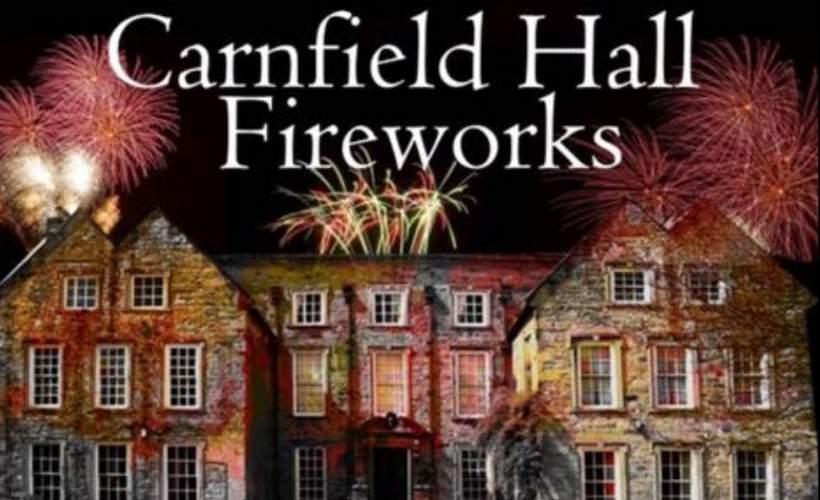 Carnfield Hall Firework and Bonfire Extravaganza tickets