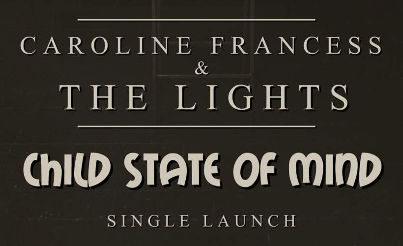Caroline Francess tickets