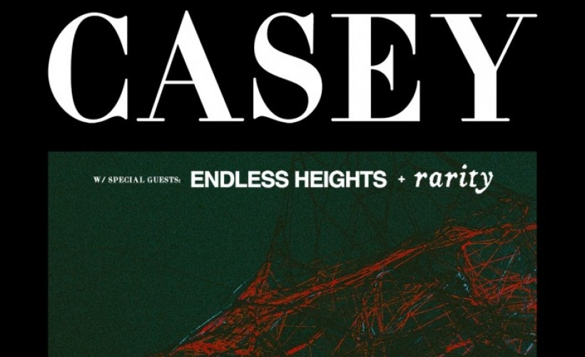 Casey, Endless Heights, Rarity - Manchester tickets