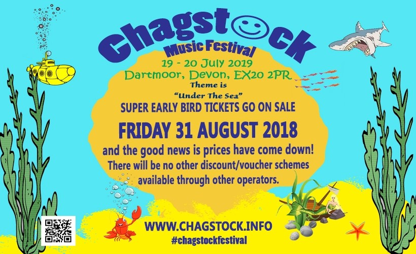 Chagstock tickets