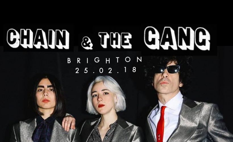 Chain and the Gang tickets