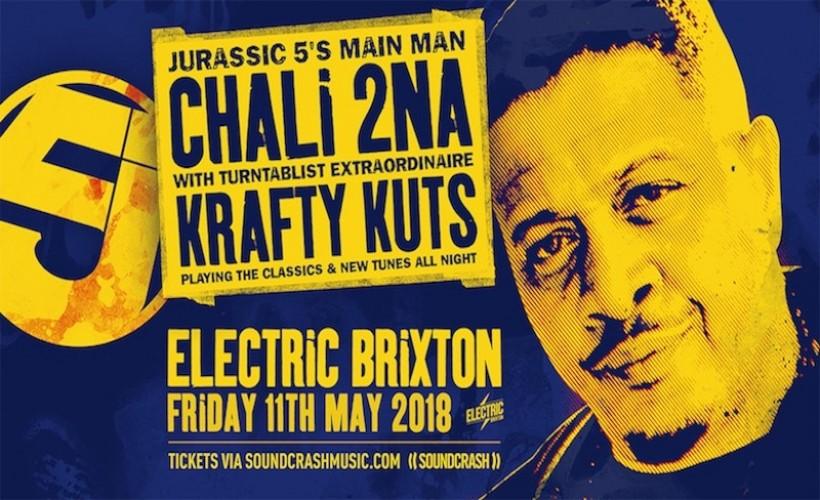 Chali 2Na tickets