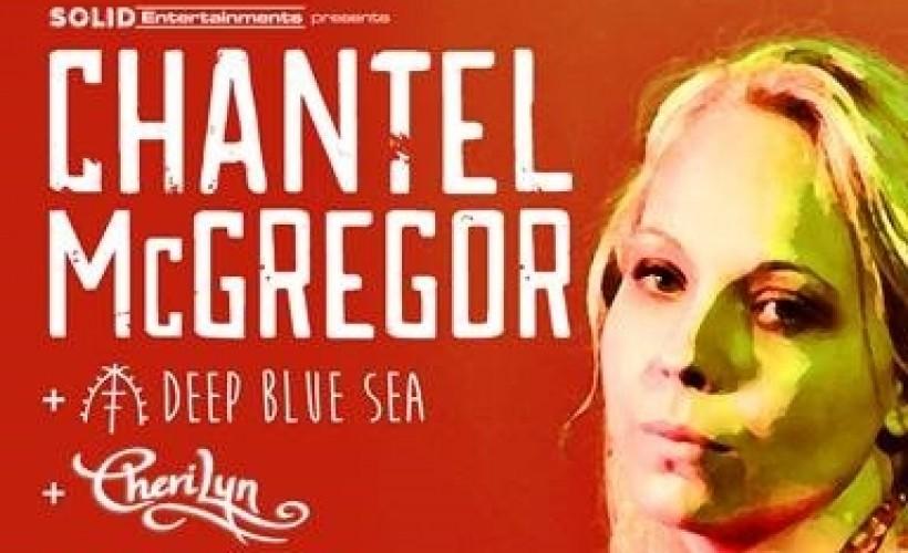 Chantel McGregor tickets