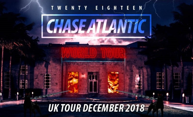 Chase Atlantic tickets