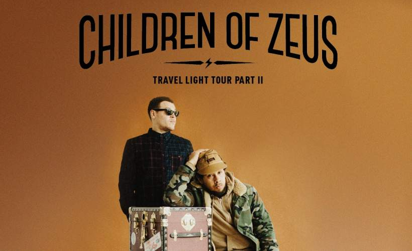 Children Of Zeus tickets