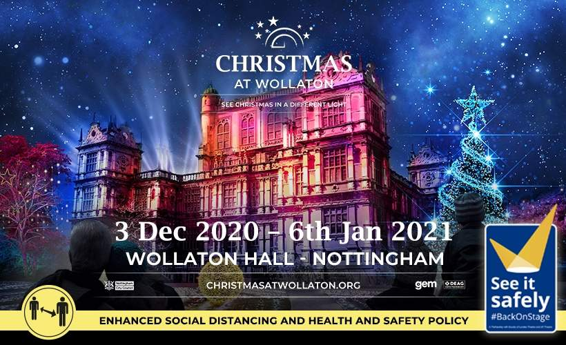 Christmas at Wollaton tickets