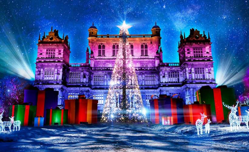 Christmas at Wollaton