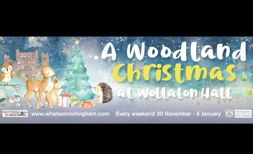Christmas at Wollaton Hall