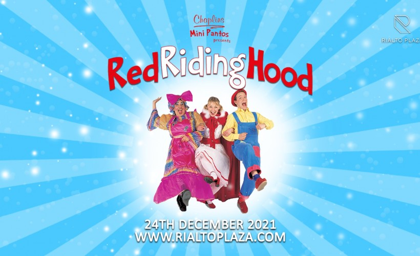 Christmas Pantomime - Little Red Riding Hood