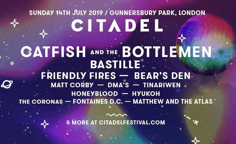Citadel tickets