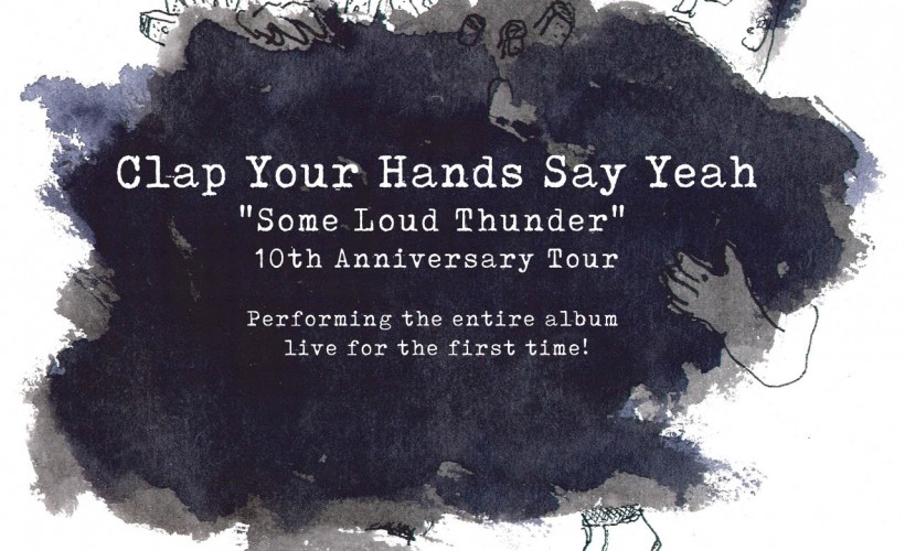Clap Your Hands Say Yeah tickets