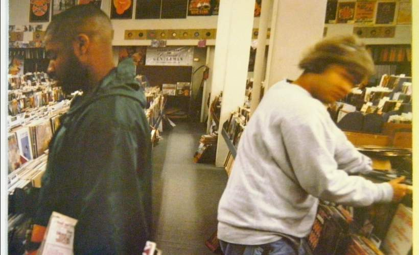 Classic Album Sundays: DJ Shadow's Endtroducing with Ben Marc