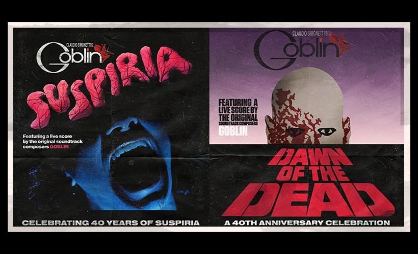 Claudio Simonetti's Goblin  tickets