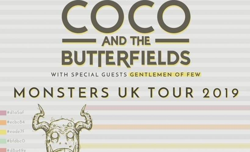 Coco and the Butterfields tickets