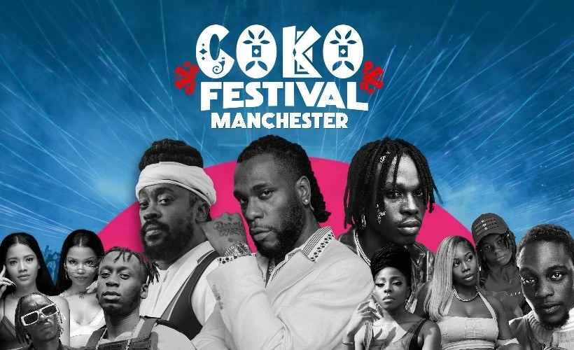 Coko Festival tickets