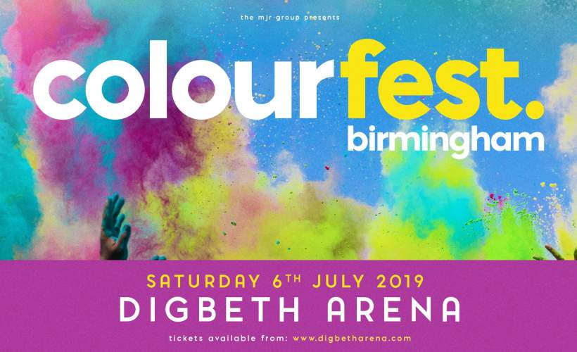 Colourfest tickets