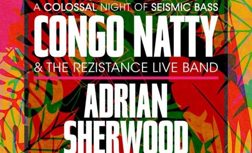 Congo Natty tickets