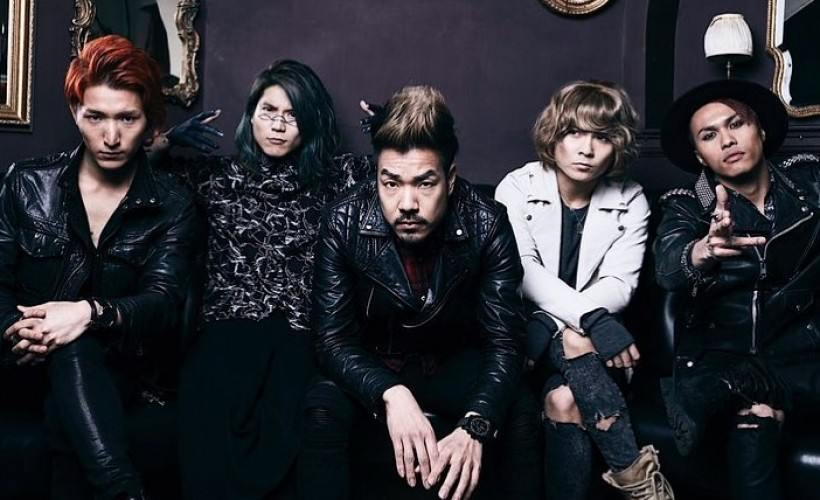 Crossfaith tickets