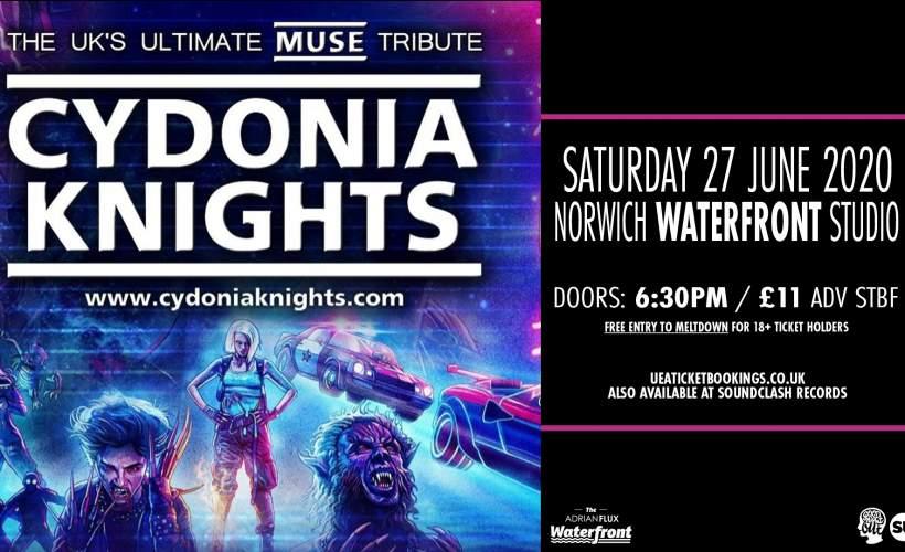 Cydonia Knights tickets