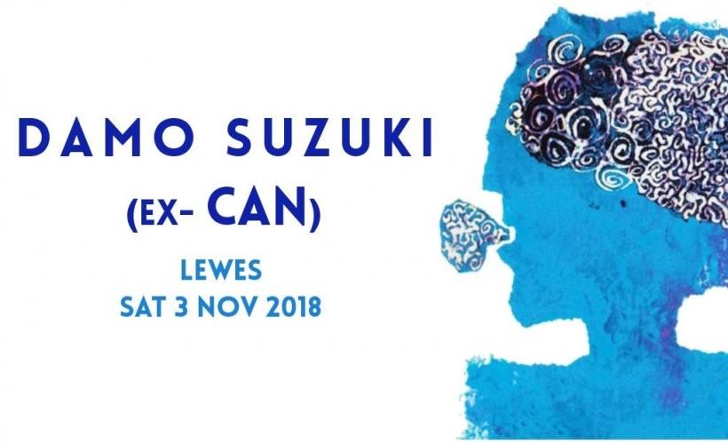 Damo Suzuki tickets