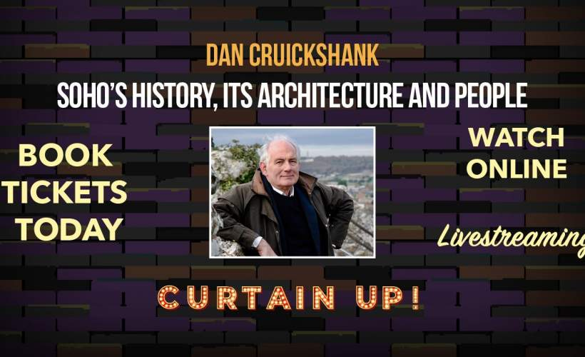 Dan Cruickshank tickets