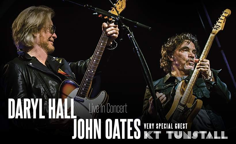 Daryl Hall & John Oates tickets
