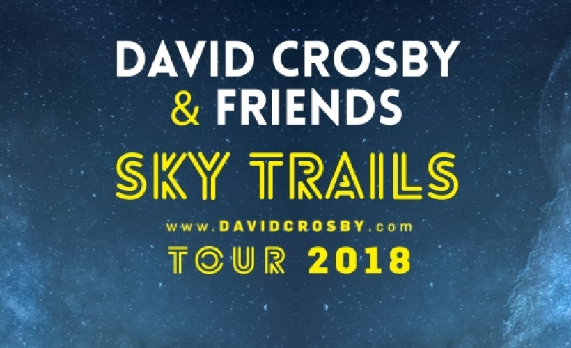 DAVID CROSBY & FRIENDS tickets