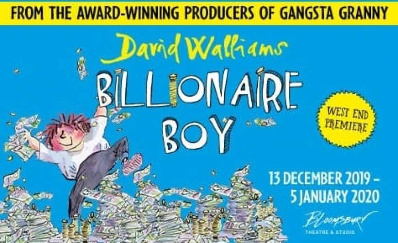David Walliams' Billionaire Boy