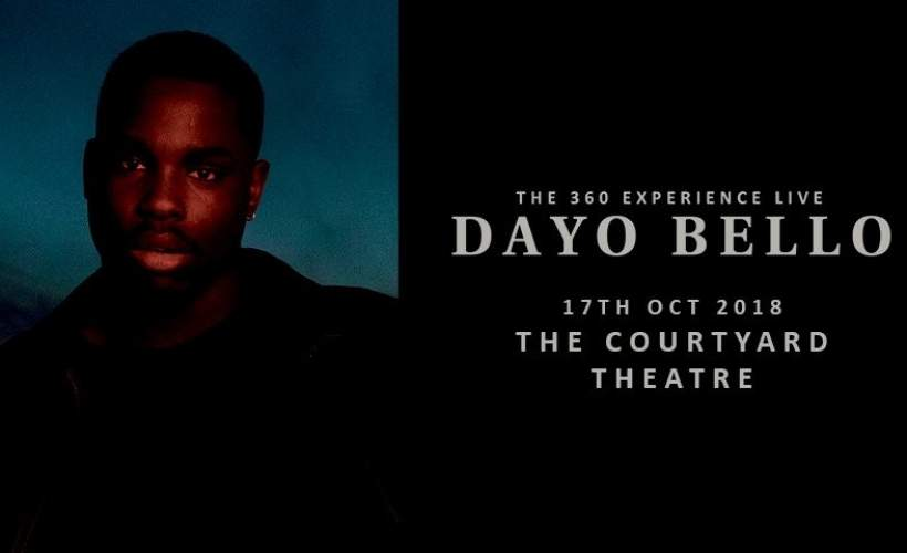 Dayo Bello tickets