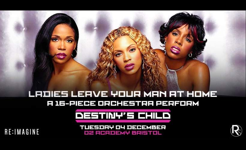 Destiny's Child Performed by a 16 Piece Orchestra tickets