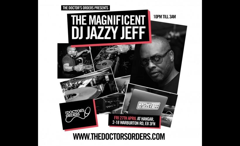 DJ Jazzy Jeff tickets