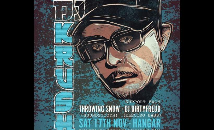 DJ Krush tickets
