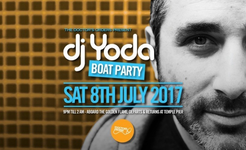 DJ Yoda tickets