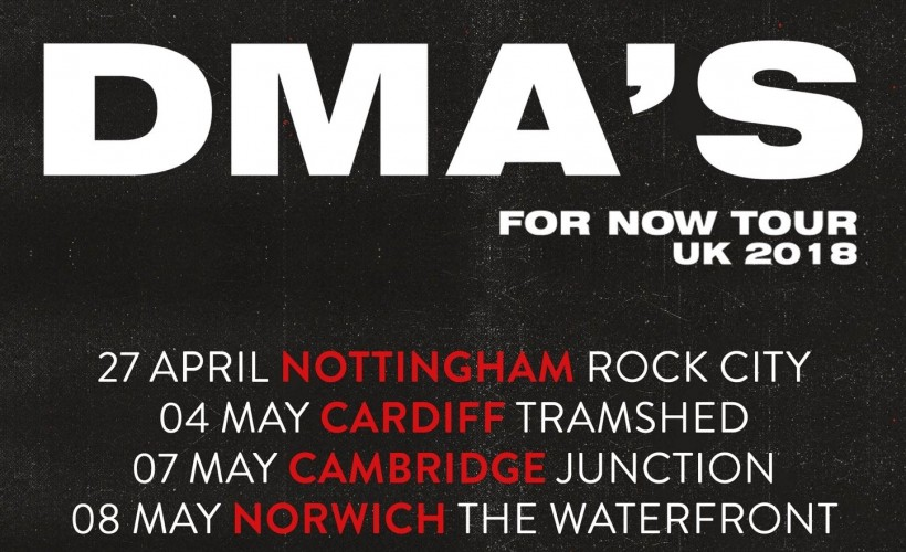 DMAs tickets