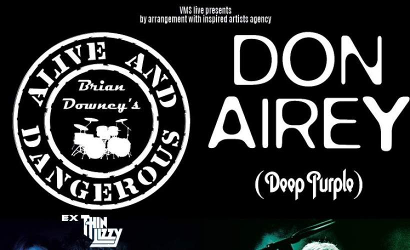 Don Airey tickets
