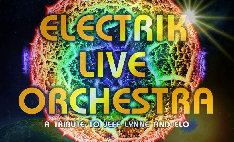 Electrik Live Orchestra tickets