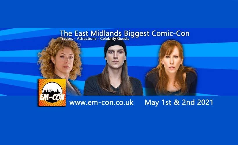 Em-Con Nottingham tickets