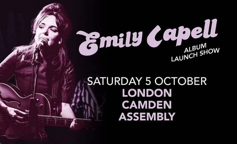 Emily Capell  tickets