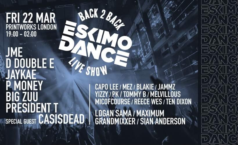 Eskimo Dance tickets