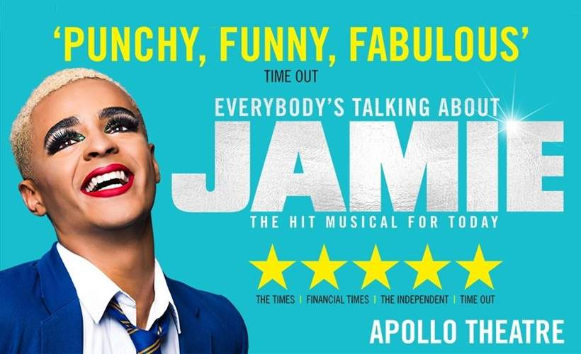 Everybody's Talking About Jamie image