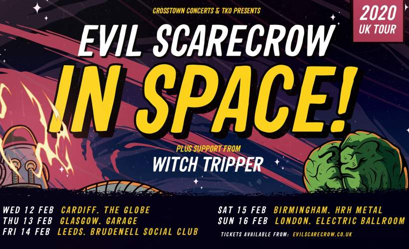 Evil Scarecrow tickets