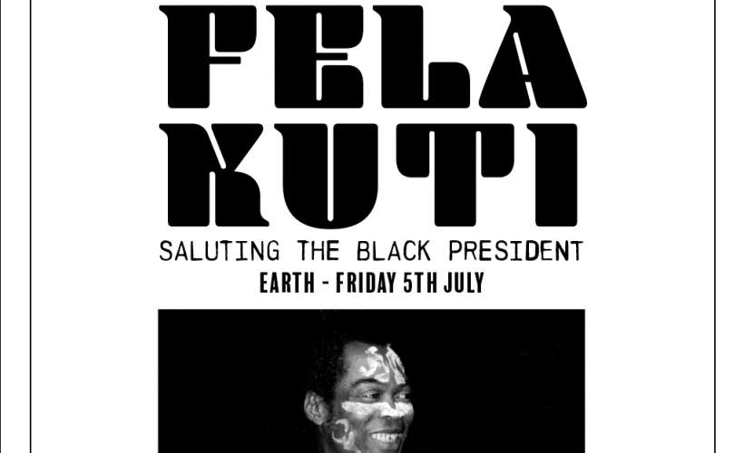 Fela Kuti Tickets | Gigantic Tickets