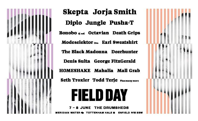 Field Day tickets