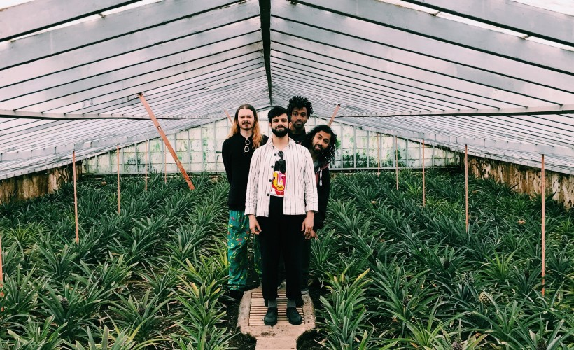 Flamingods tickets