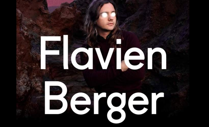 Flavien Berger tickets