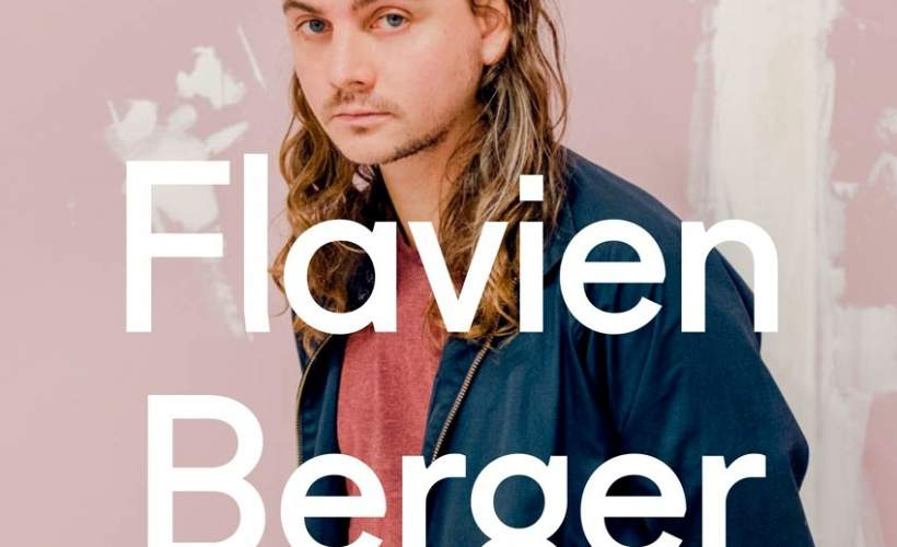 Flavien Berger tickets