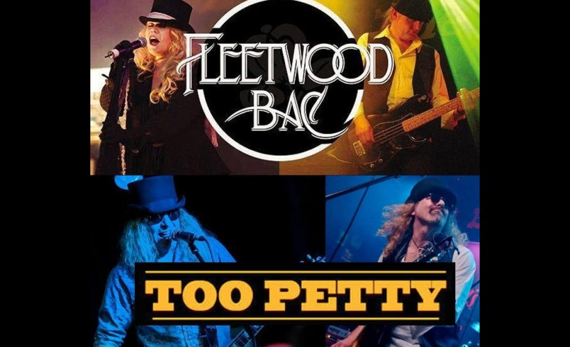Fleetwood Bac and Too Petty tickets