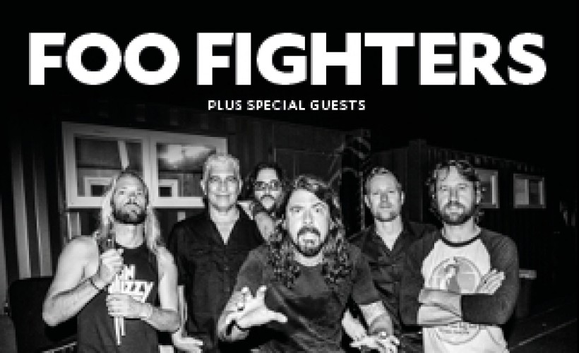 Foo Fighters tickets