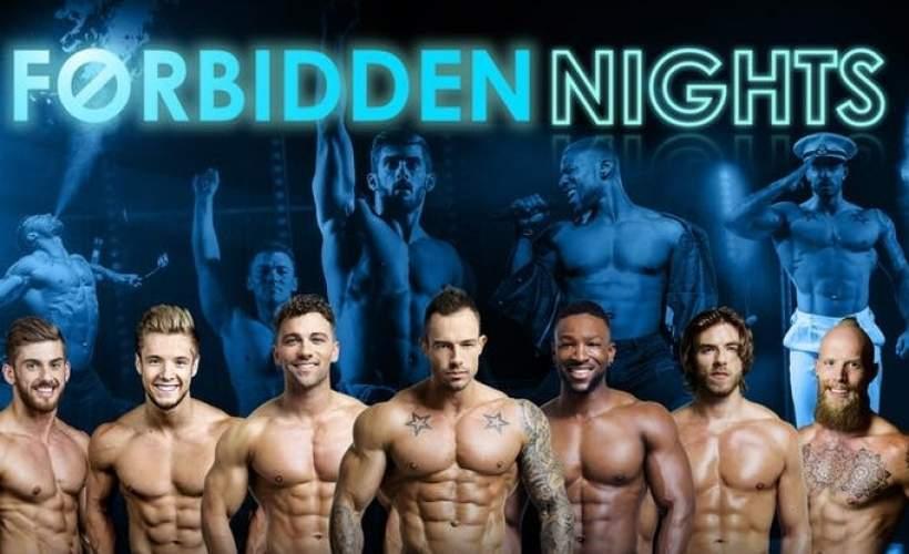 Forbidden Nights tickets