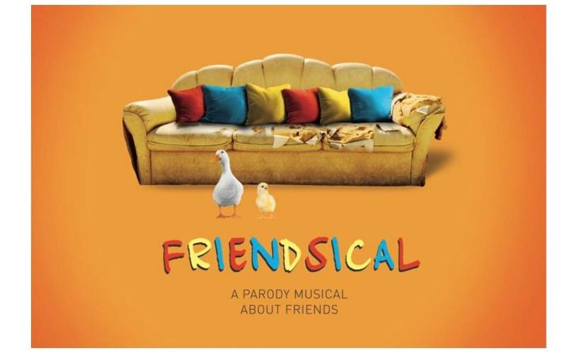 Friends! The Musical Parody tickets